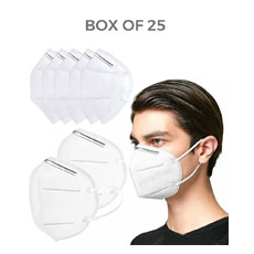 KN95 Certified Face Mask - Box of 20