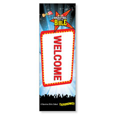 Go Fish Backstage With The Bible Welcome