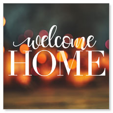 Welcome Home Lights
