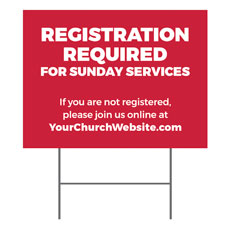 Red Registration Required
